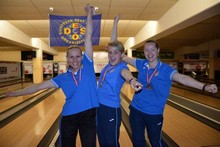 10th European Deaf Bowling Championships 2014, Вена, Австрия.