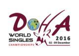 World Singles Championships in Doha, Qatar