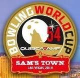 54 th QubicaAMF World Cup 2018, Лас Вегас, США